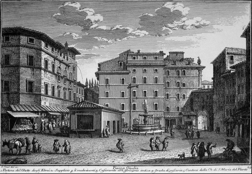 Ghetto Piazza Giudia