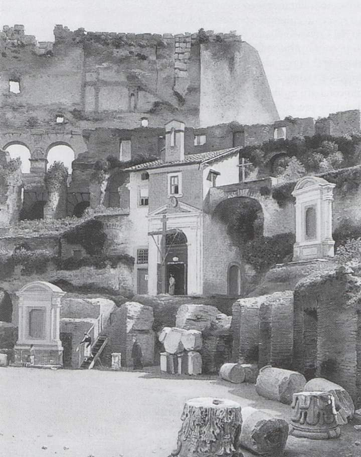 Altars and church on the Colosseum_Ancient Rome (2) (1)