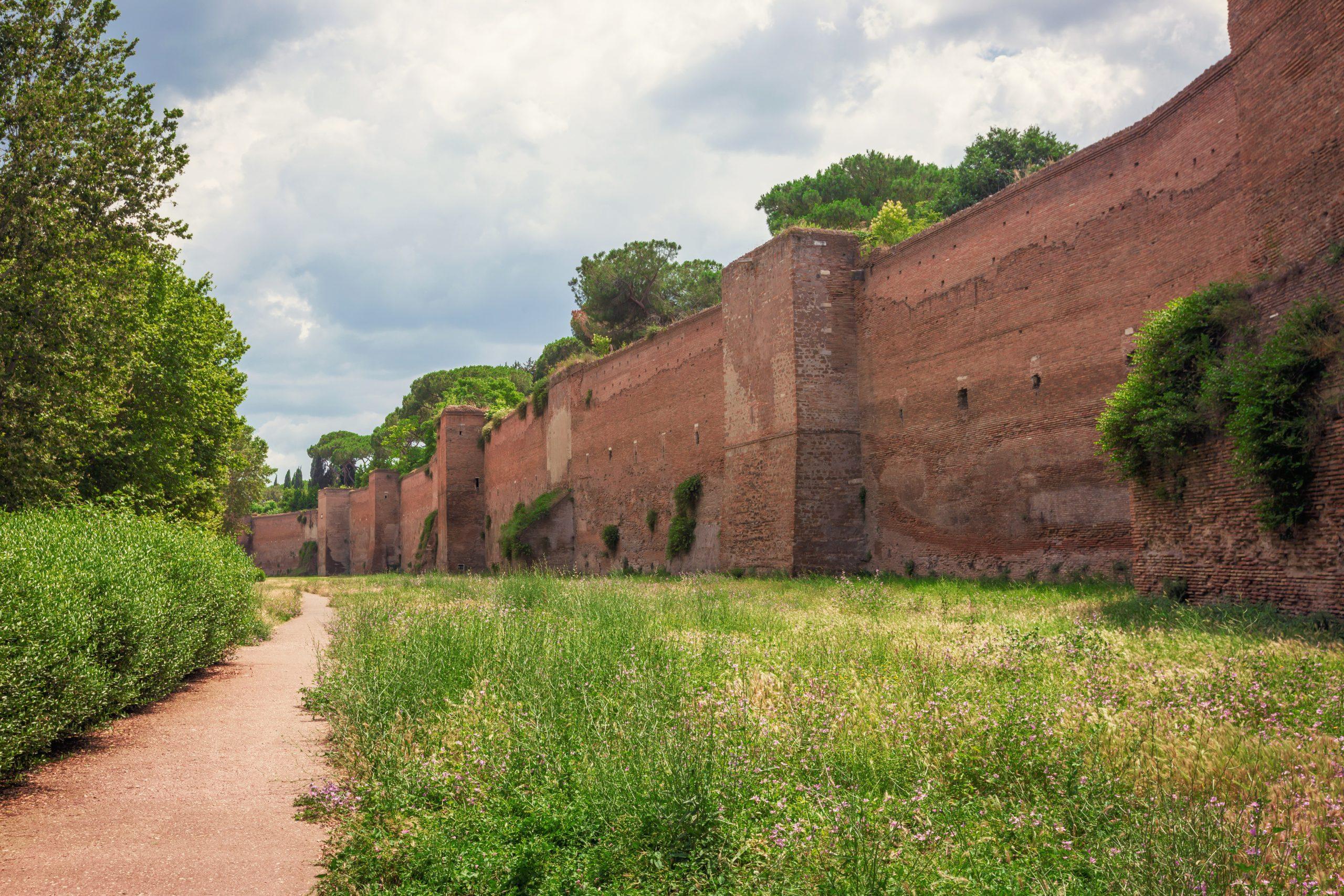 Aurelian Walls_Ancient Rome (2)