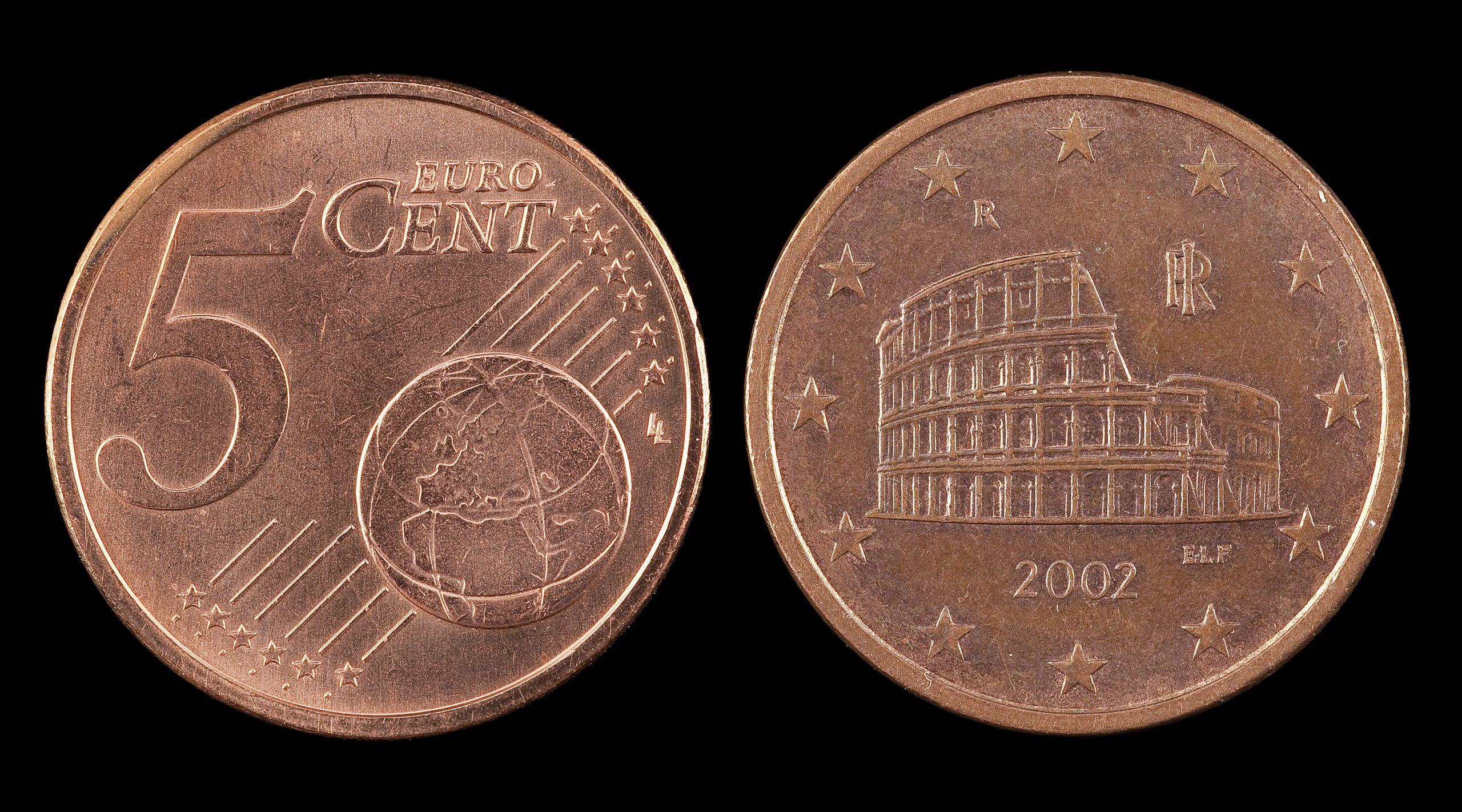Colosseum euro coin_Rome (5)