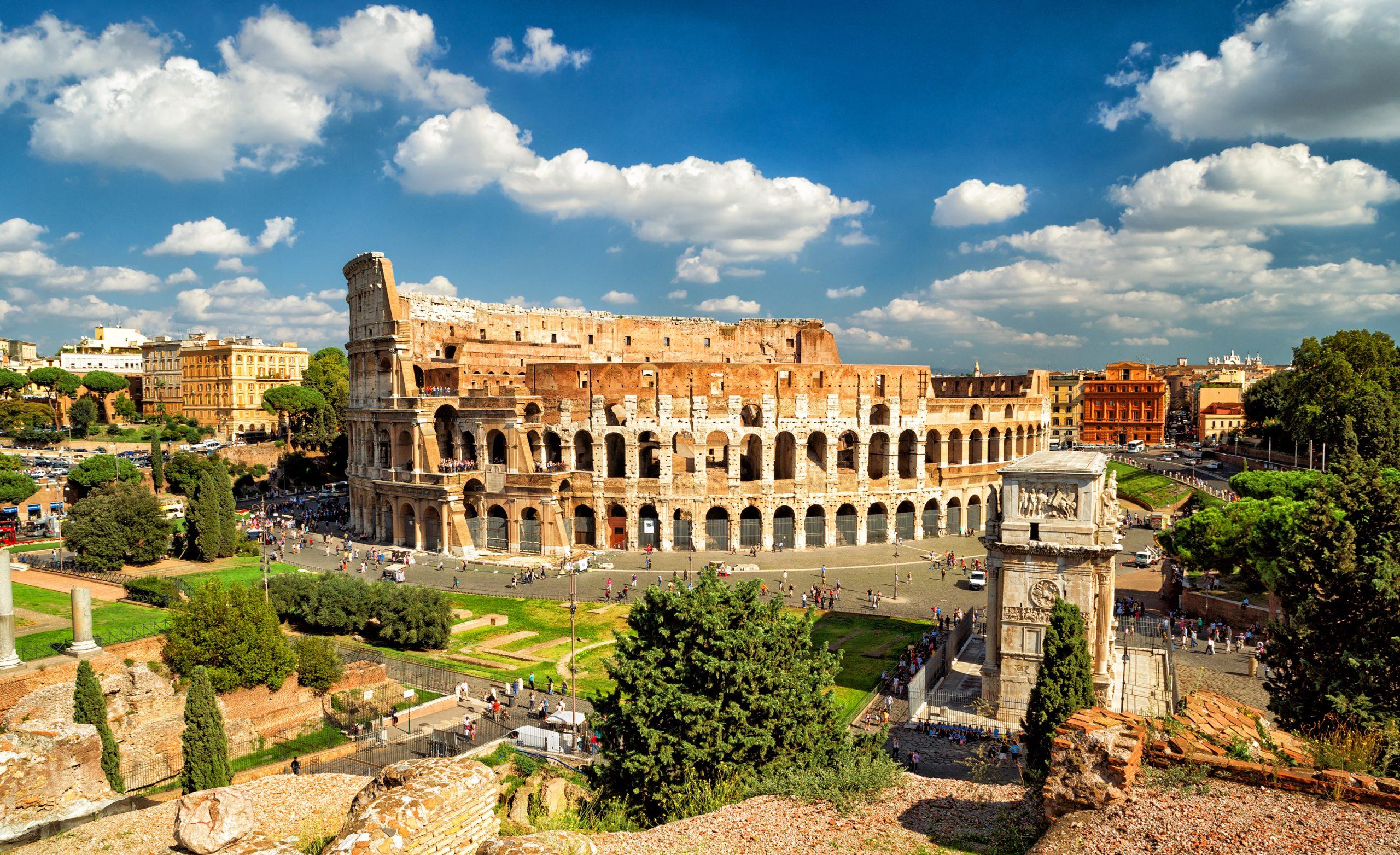Colosseum_Ancient Rome (3)