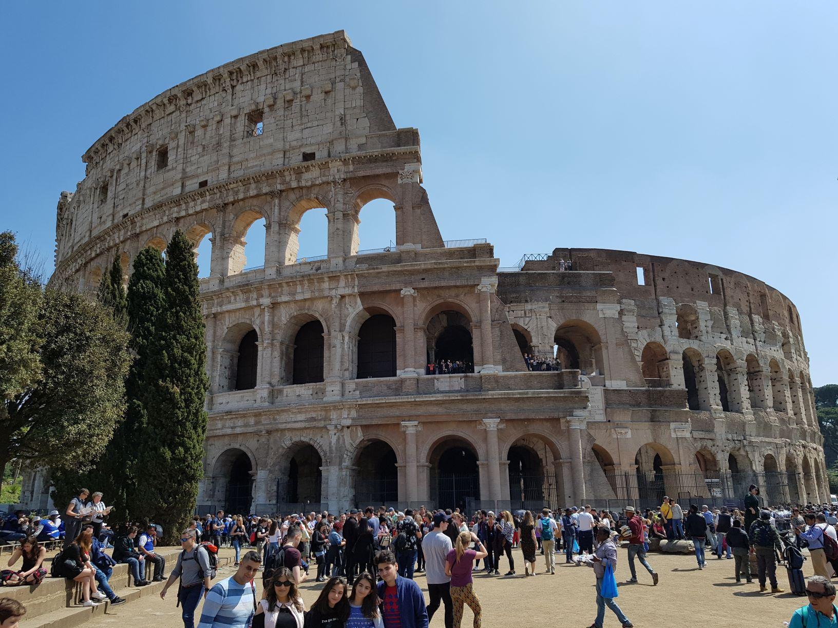 Colosseum_Ancient Rome (9)