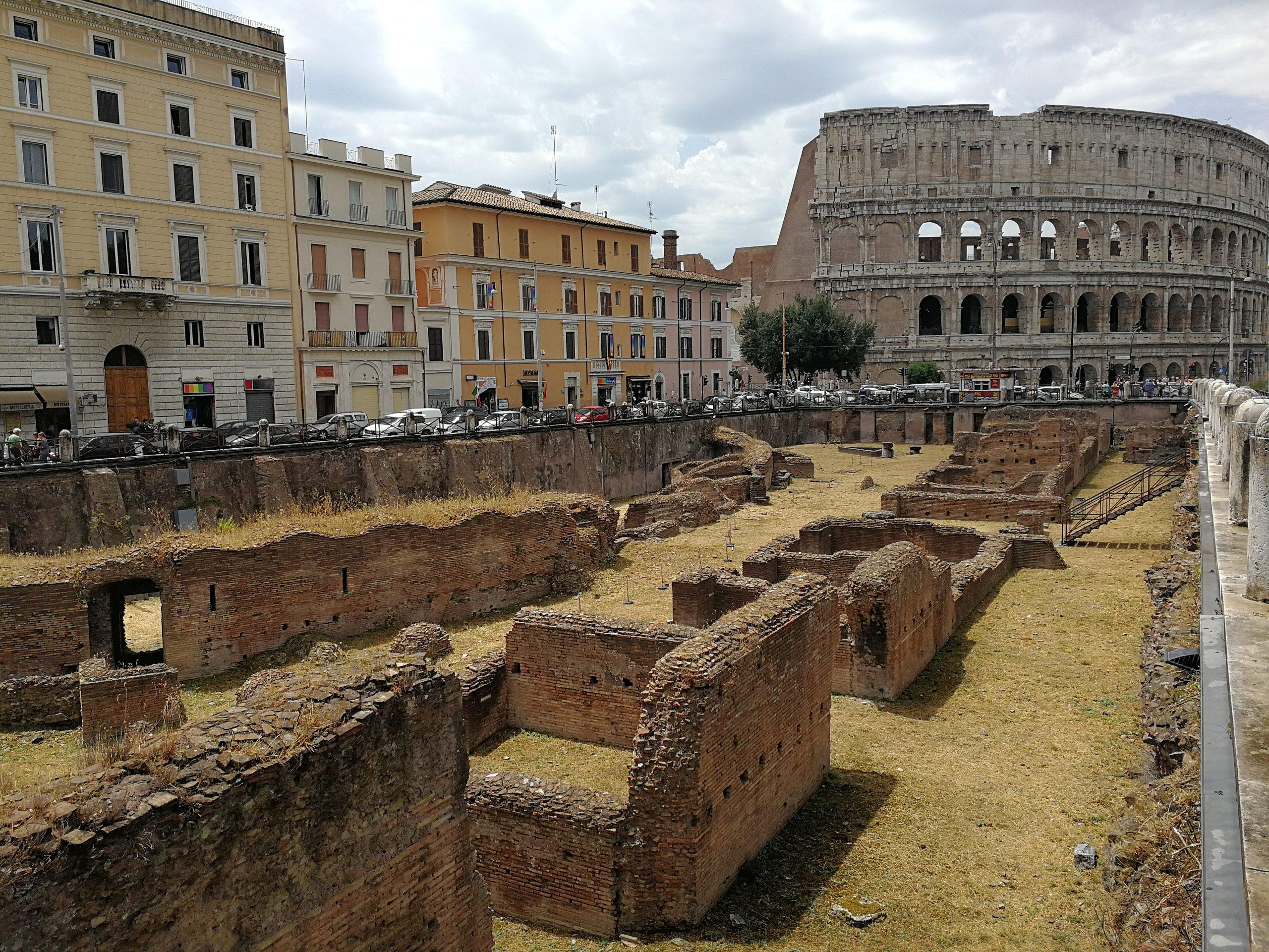 Colosseum_Ludus Magnus_Rome_Gladiator (7)