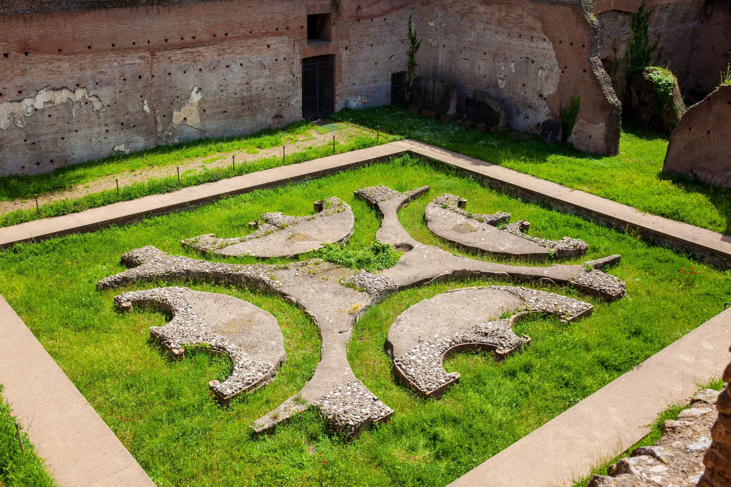 Domus Augustana_Palatine Hill_Ancient Rome (1)