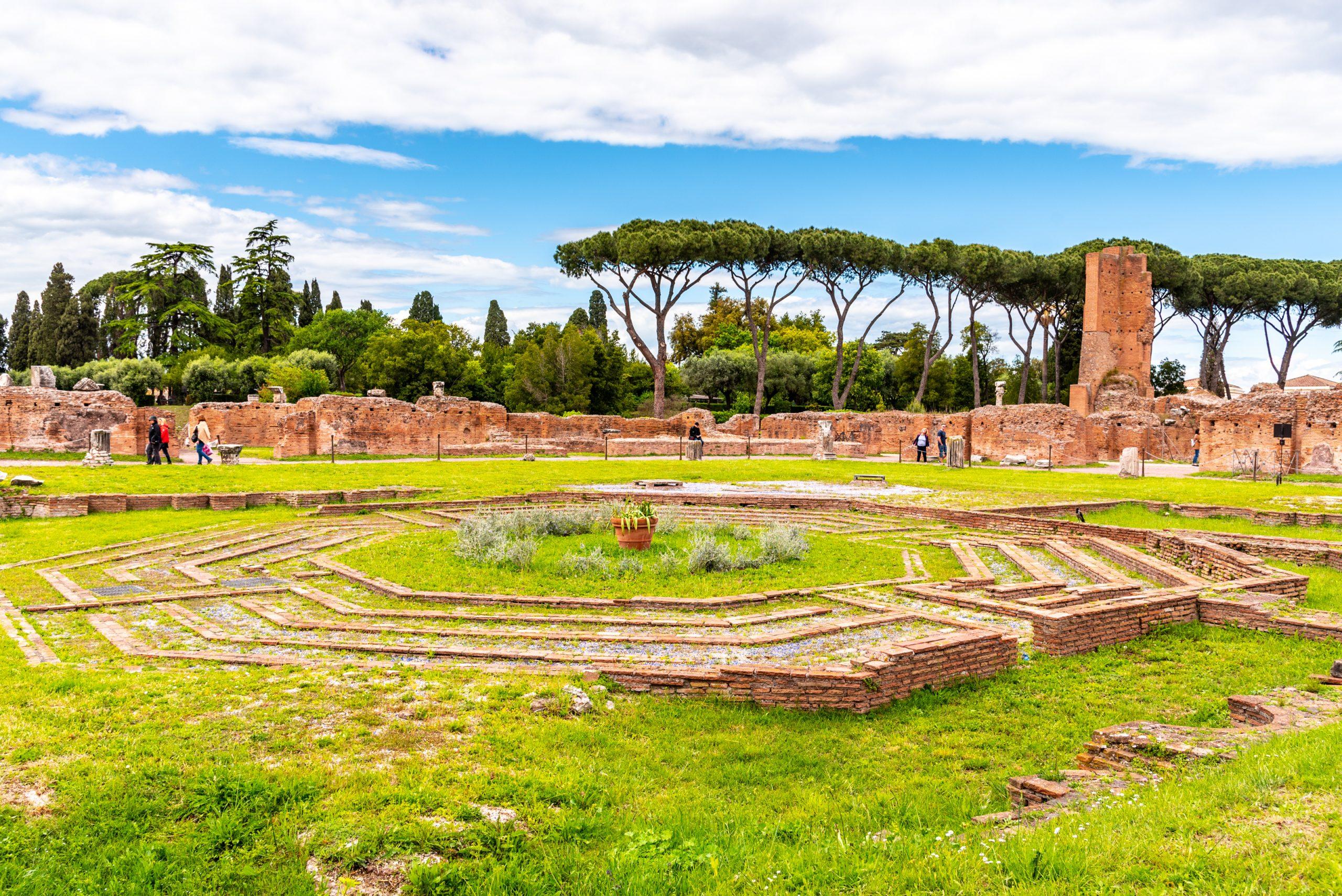 Domus Flavia_Rome_Palatine Hill (2)