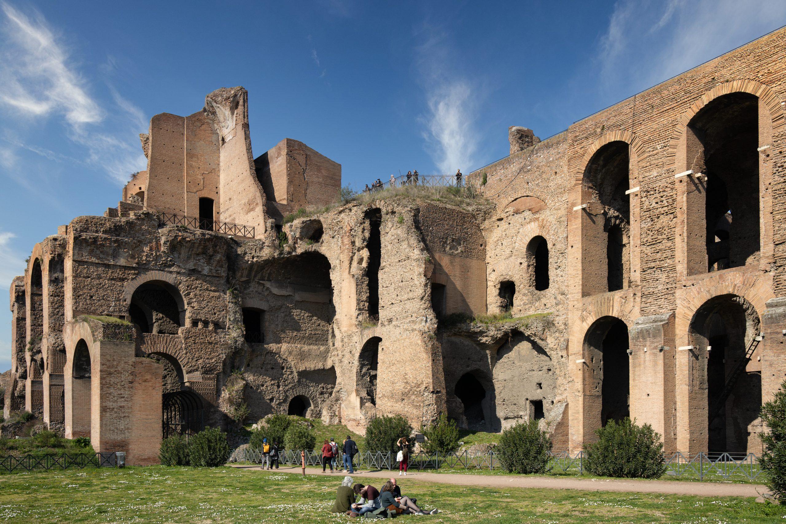 Domus Sveriana_Palatine Hill_Ancient Rome