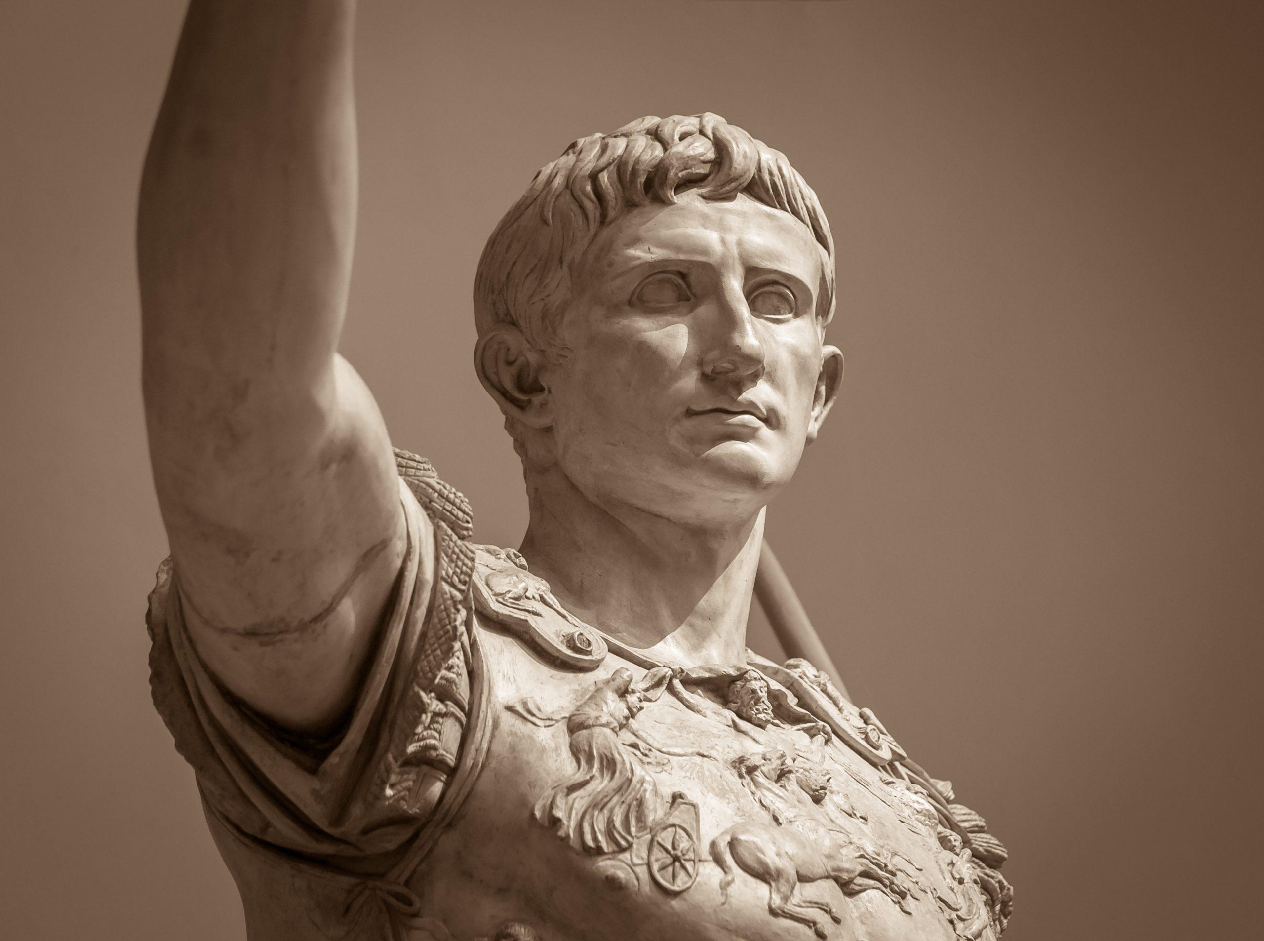 Augustus - The First Roman Emperor