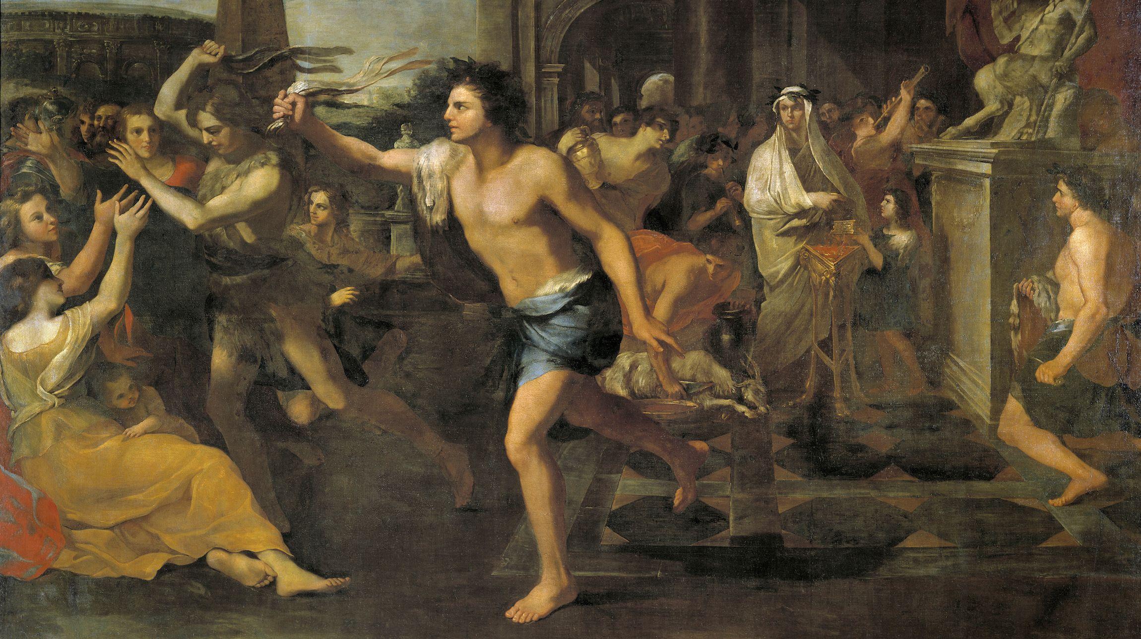 Lupercalia_Ancient Rome (2)