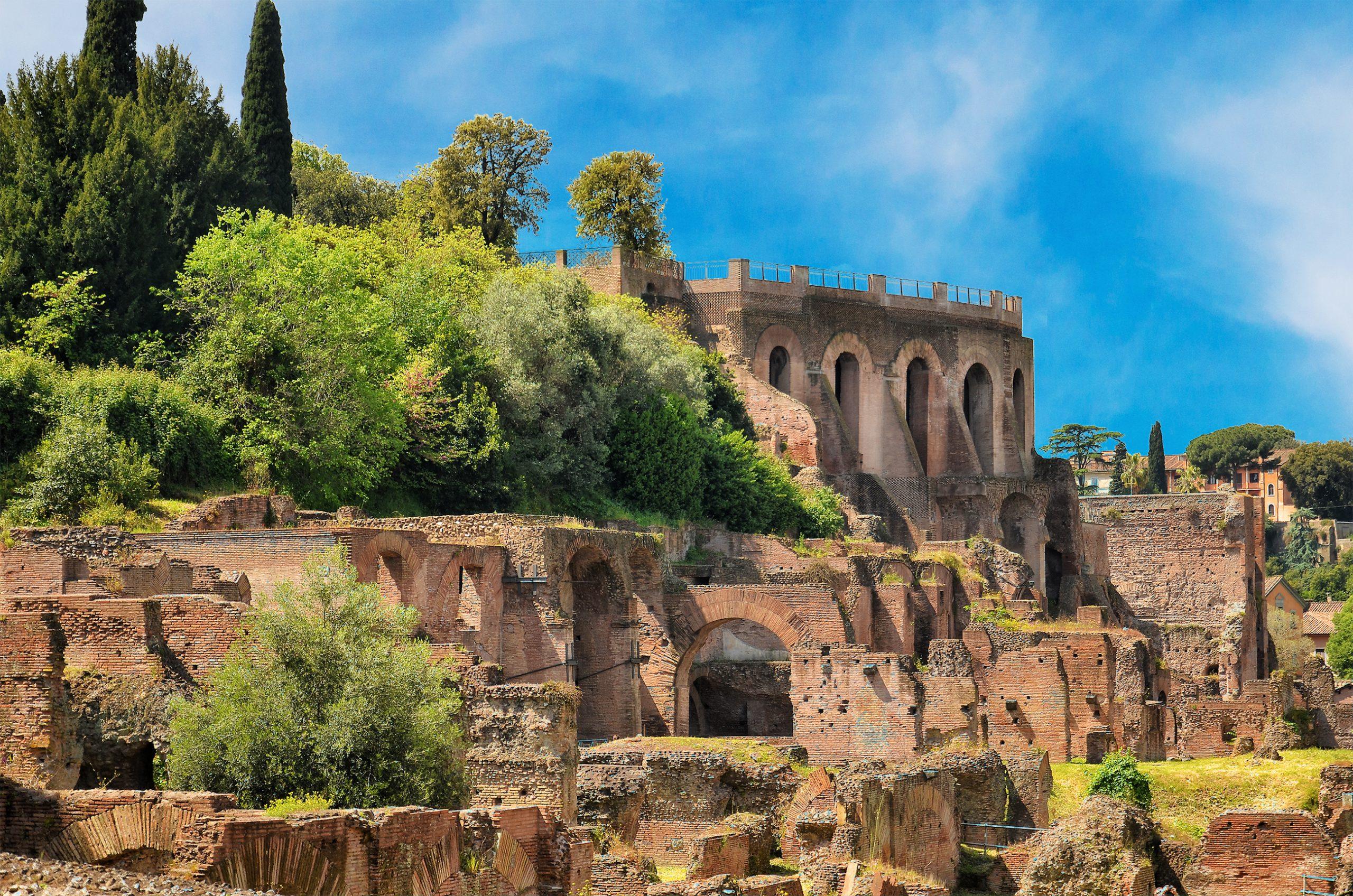 Palatine Hill_Ancient Rome (2)