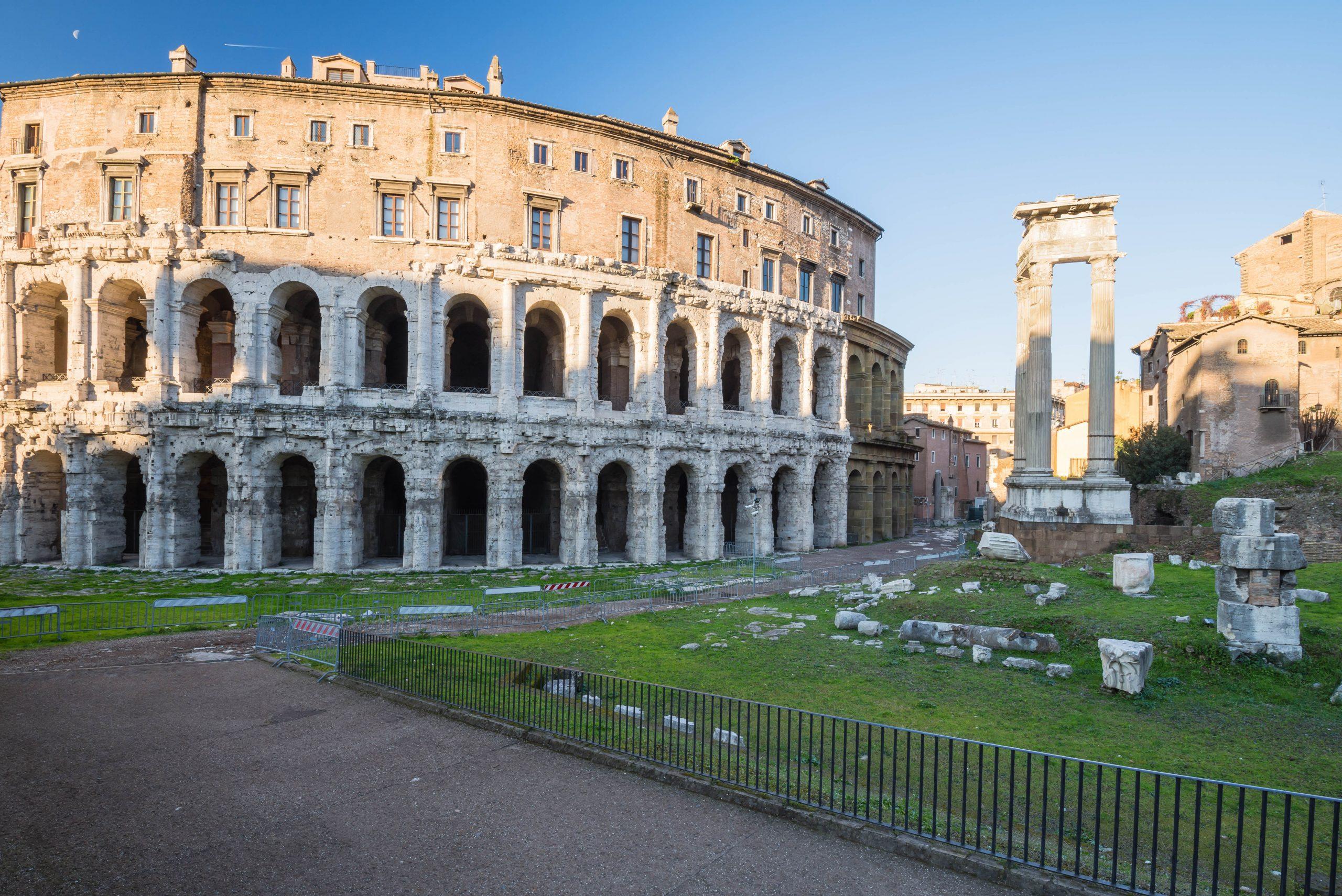 Teatro Marcello _Rome_Jewish Ghetto (1) (1)