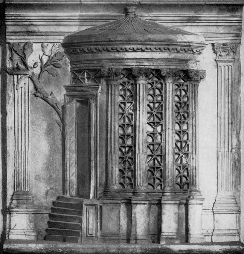 Temple of Vesta Florence