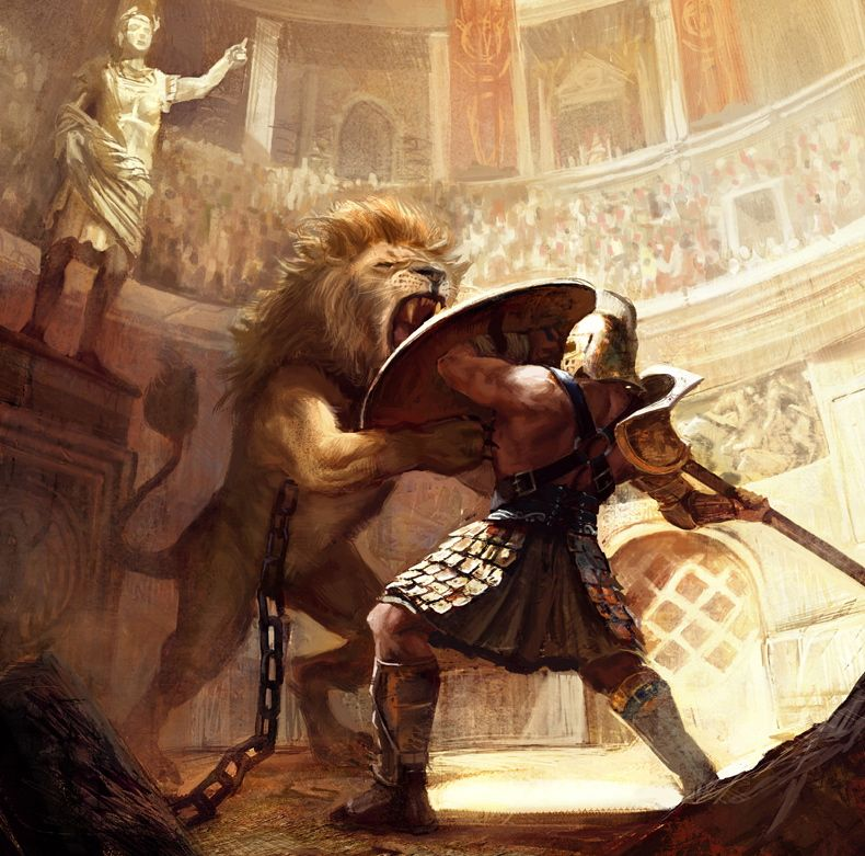 Colosseum_Ancient Rome (1)