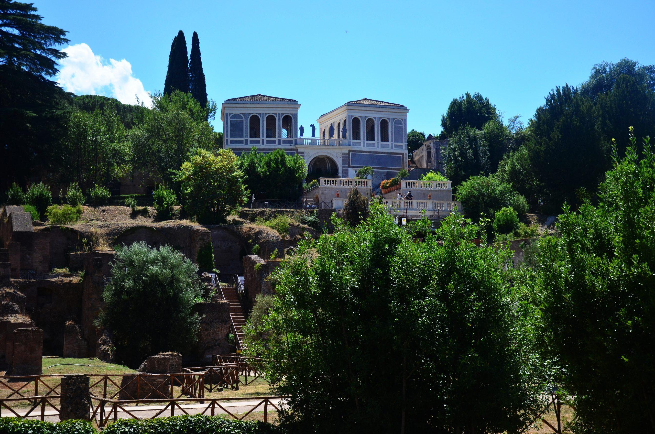 Farnese Gardens_Palatine Hill_Ancient Rome (3)