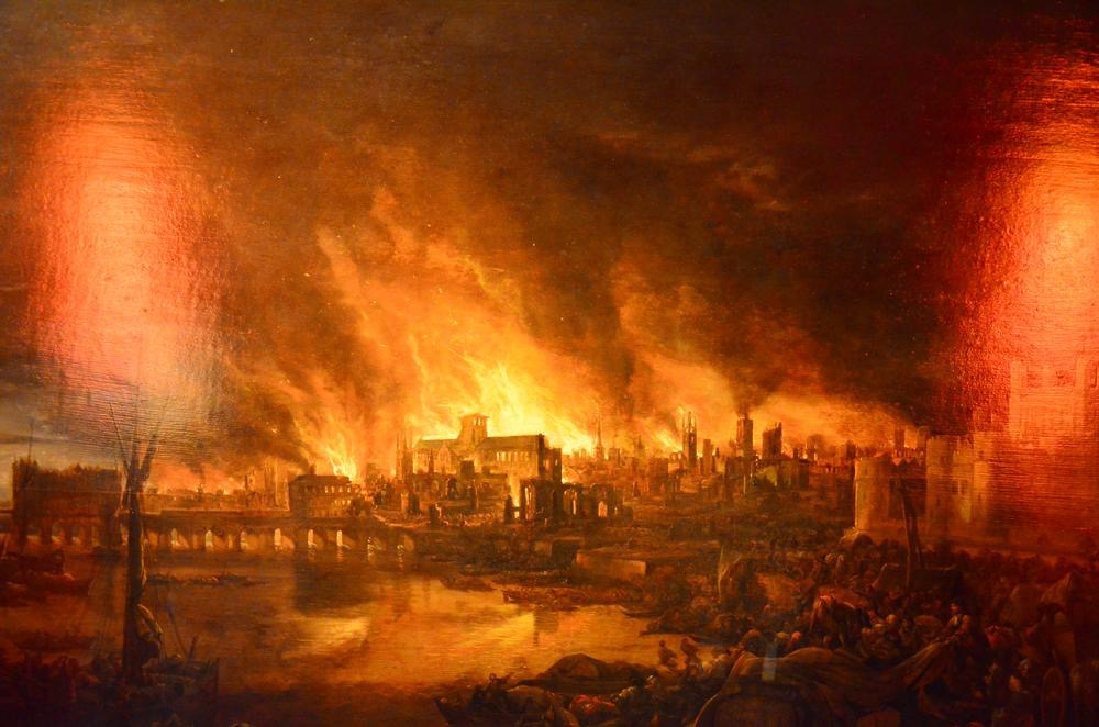 The Great Fire of Rome (2)